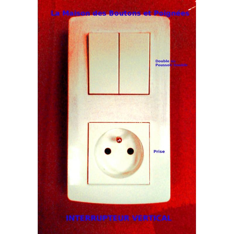 102d7051f901 BOUTON d interrupteur nounours NF CE simple ou double Made in France