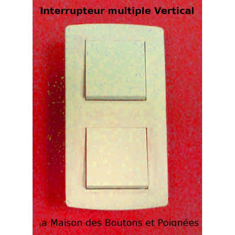 24c1ff298392 BOUTON d interrupteur décoré RENTRÉE DES CLASSES simple Made in France
